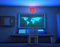 Control Room C4D