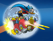 Topolino.it published game: 313X - Furfanti in fuga!