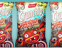 Crunchips | Chips Packaging Design