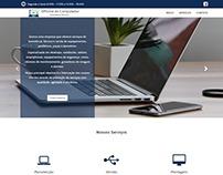 Website Officina do Computador