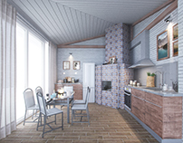 Design of pavilion