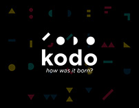 kodo // Brand identity