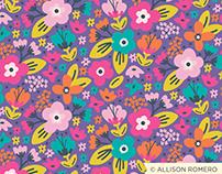 Summer Floral | Surface Design