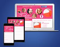 Landing Page Promocional - S.Paper