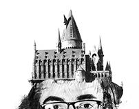 Hogwarts Head