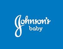 Johnson's Baby Rebranding