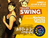 Taller Swing - Somos Polen