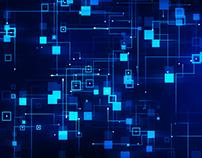 4K Digital Data of Network Technology