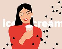 Упаковка био-мороженого