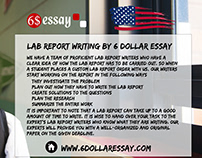 LabReport Writing Service with Essay Help America
