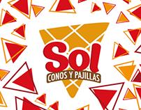 Conos Sol - Branding & WebDesign