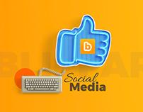 Blippar - Social Media Campaign