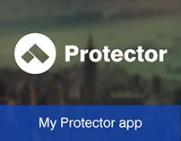 My Protector app
