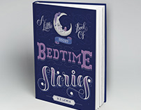 'A Little Book Of Bedtime Stories' Book Cover