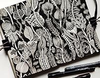 Sketchbook #3 @elislisart