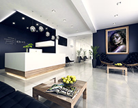 DENTAL CLINIC - INTERIOR CGI