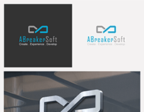 ABreakerSoft logo design