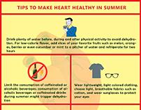 HEALTH TIPS CHART