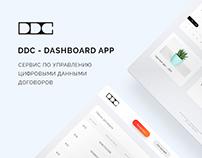 DDC - Dashboard App