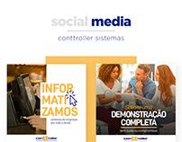 CONTTROLLER - SOCIAL MEDIA