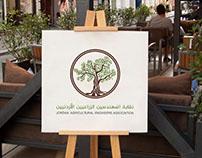 jordan agricultural engineers association - Rebranding