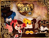 Rainbow Bears: Steampunk Edition