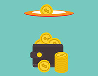 #Motion Graphics #Coin Animation