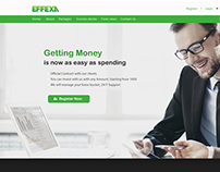 EFFEXA Website