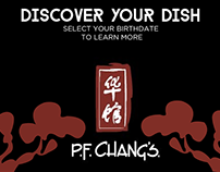 P.F. Chang's Digital Ad Campaign