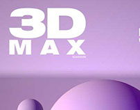 Magazine 3DMAX (proyecto personal)
