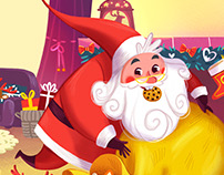 A Visit From St Nicholas - Storytime Magazine