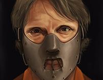 Mads Mikkelsen as Hannibal