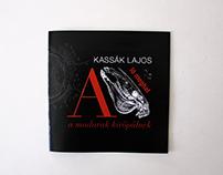 Neo-dadaist book - Kassák