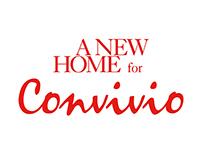 A New Home for Convivio