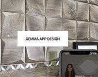 IOS App design for GEMMA