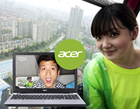 Skype ACER China Campaign