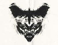 Batman: Arkham Asylum - Alternate Video Game Cover