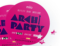 ArchiParty '11 Identity