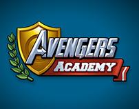 Avengers Academy UI/Branding