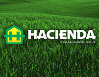 Branding + advertising (HACIENDA)