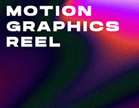 Motion Graphics Reel [Summer 2020]