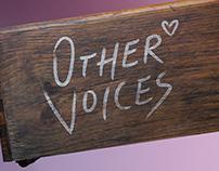 Other Voices: Festival Rebranding