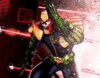 Dredd under fire