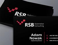 Wizytówka RSB-AC
