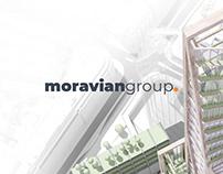 MoravianGroup - Branding identity