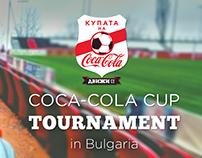 Coca-Cola Cup 2018 Website