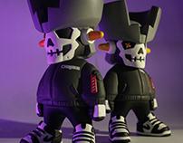 RTG/Dzinger Resin Toys