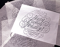 Holiday Hand Lettering II