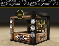 Snax Kiosk