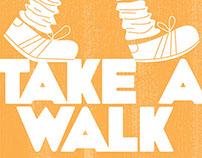 Take A Walk Poster